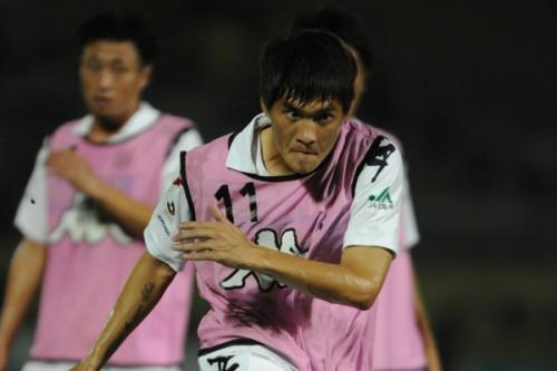 札幌FWレ・コン・ビン、アジア杯予選に臨むベトナム代表に選出