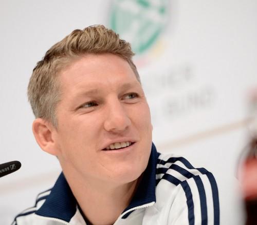 ドイツ代表に復帰し、W杯予選に意気込むシュヴァインシュタイガー