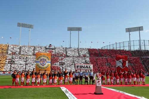 ヤマザキナビスコ杯決勝チケットが8年連続で完売…全席種で即日