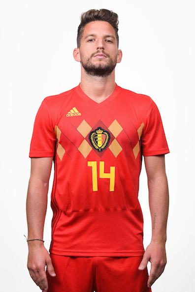 ドリース・メルテンス(ベルギー代表)のプロフィール画像
