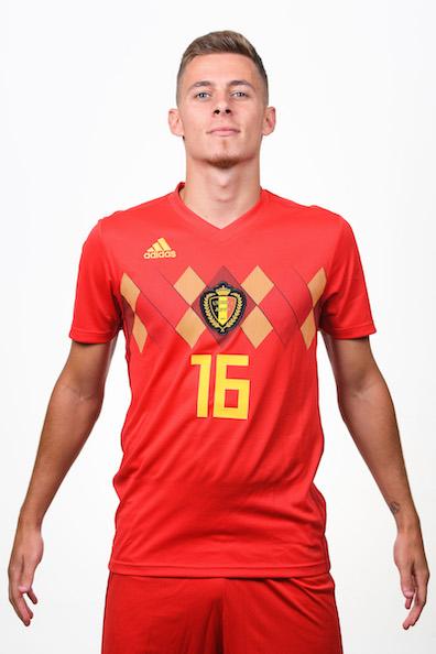 トルガン・アザール(ベルギー代表)のプロフィール画像
