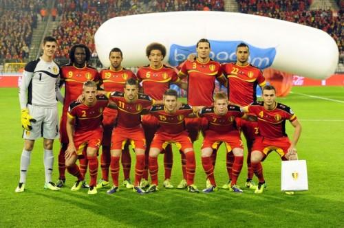 ベルギーサッカー協会が日本戦のチケット販売告知を開始