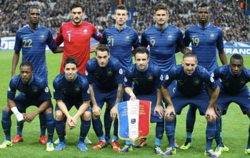 W杯欧州予選PO組合せ決定…フランスがウクライナ、ポルトガルはスウェーデンと対戦