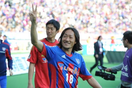 FC東京MF石川直宏に次女が誕生「家族の支えを力に、走り続けたい」