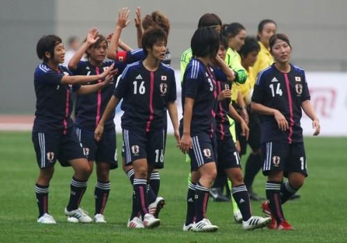 東アジア大会初戦でU-23女子代表が圧勝…植村ハット、仲田らも得点
