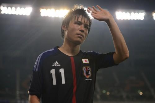 日本代表から約1年遠ざかる宮市亮「W杯でのプレーは夢」