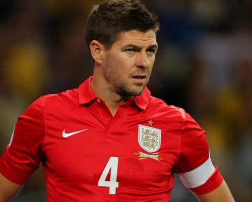 正念場のW杯予選、イングランド主将ジェラード「審判が下される」