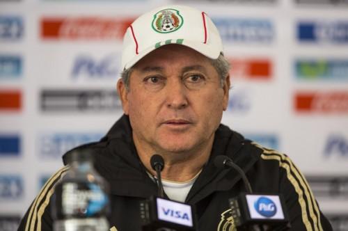 メキシコ代表が1カ月半で3度目の監督解任か…指揮官が自ら語る