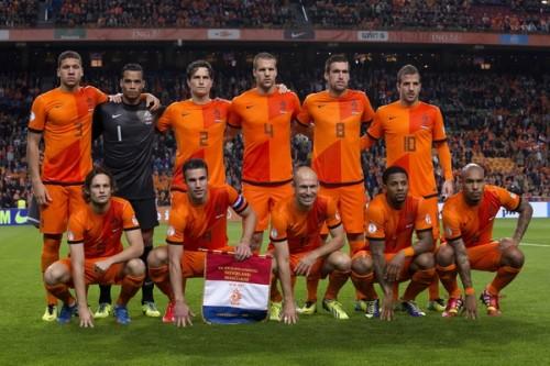 日本と対戦のオランダがメンバー発表…ファン・ペルシーら主力選出