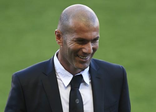 レアルのジダン氏、フランス代表の新監督候補に浮上
