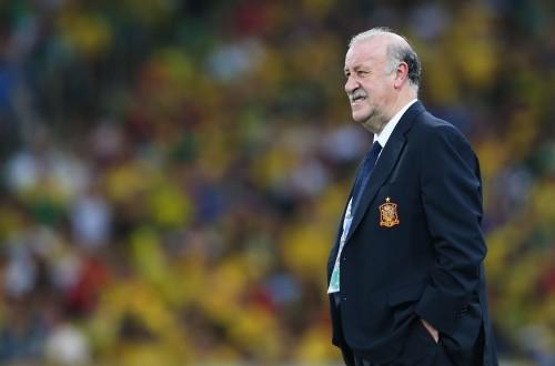 スペイン代表のデル・ボスケ監督、2016年までの契約延長が決定
