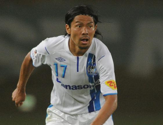 G大阪MF明神智和が右ひざ内側側副じん帯損傷、復帰まで約4週間
