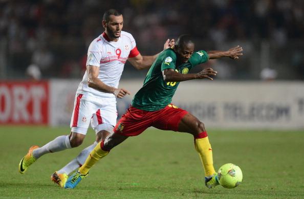 Tunisia v Cameroon