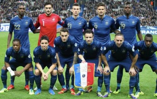 ウクライナとのW杯予選POに臨むフランス代表メンバーが発表