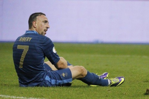 リベリー「非常に難しい試合に」…W杯予選POでウクライナと対戦