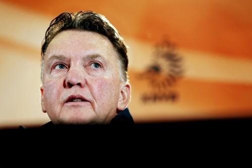 オランダが日本戦の先発メンバー発表…ファン・ハール監督が明かす