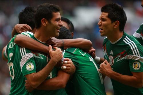 5ゴールのメキシコがニュージーランドに先勝/大陸間PO