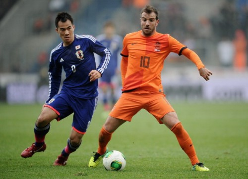 オランダ代表ファン・デル・ファールト「日本は過小評価されている」