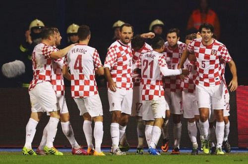 クロアチアがアイスランドに快勝、2大会ぶりのW杯出場決める