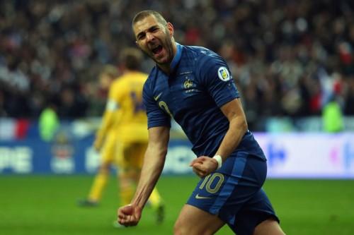 第1戦で2点差負けのフランス、3発快勝で大逆転…W杯出場決定