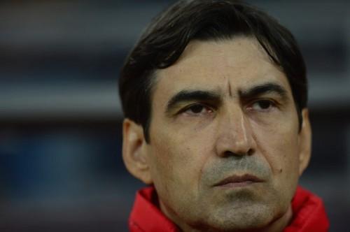 ルーマニア指揮官、W杯予選PO敗退に「責められるべきは私1人」