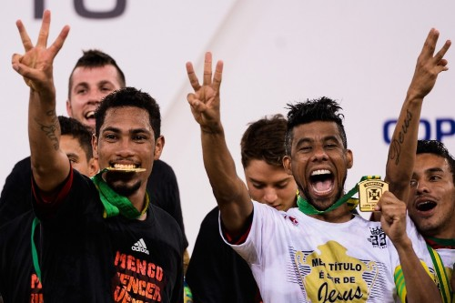 コパ・ド・ブラジル、フラメンゴが3度目の優勝
