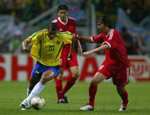 元ブラジル代表リバウドが引退宣言か!?