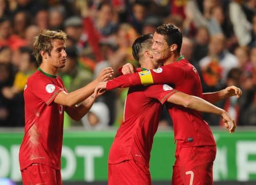 ポルトガルがスウェーデンに勝利…エース対決はC・ロナウドに軍配