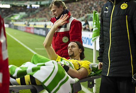 ドルトムントに痛手…DFスボティッチがじん帯損傷で今季絶望