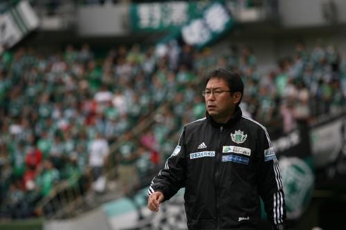 松本山雅の反町康治監督が契約更新…来シーズンは就任3年目