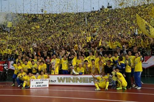 柏が14年ぶり2度目のナビスコ杯制覇…3年連続国内主要タイトル獲得
