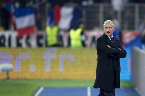 崖っぷちのフランス、W杯出場へデシャン監督「過ち繰り返さない」