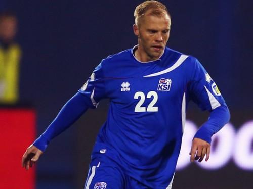 FWグジョンセンがアイスランド代表引退へ「最後の試合だと思う」