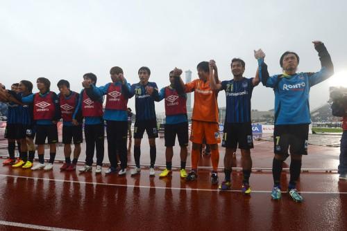 1年でJ1復帰を決めたG大阪「再びACLを目指し、強化を図る」
