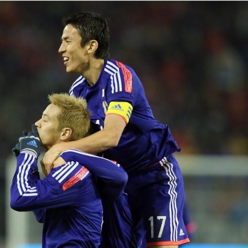 欧州の強豪と連戦終えて本田「2試合とも自分たちのサッカーをやれた」