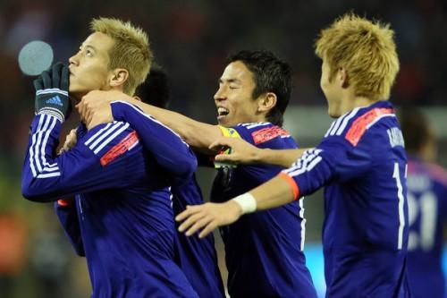 日本、世界ランク5位のベルギーに敵地で逆転勝利…年内最終戦白星で飾る