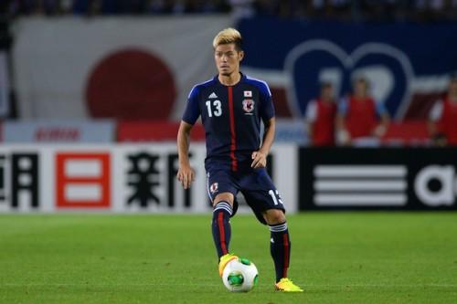 日本代表のC大阪MF山口螢「Jリーグで結果を出して合流したい」