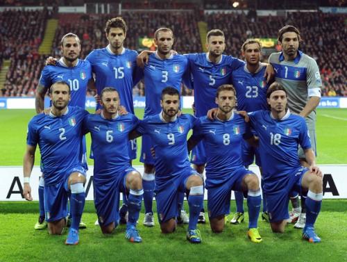 ドイツ、ナイジェリアと対戦するイタリア代表発表…バロテッリら28名