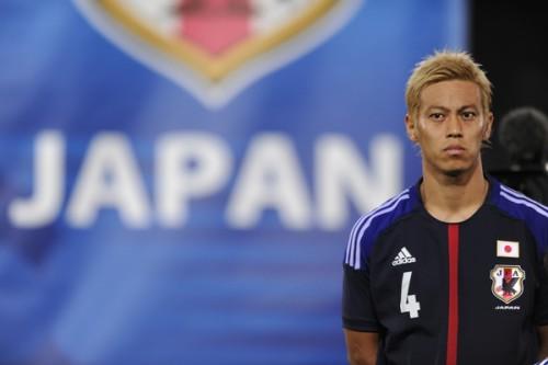 AFCが本田圭佑のトヨタ・トップ・ゴール・スコアラー受賞を発表