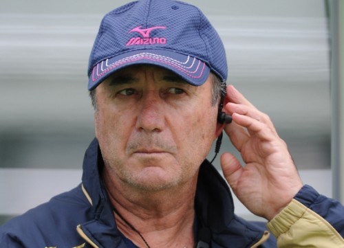 セレッソ大阪がレヴィー・クルピ監督の今季限りでの退任を発表