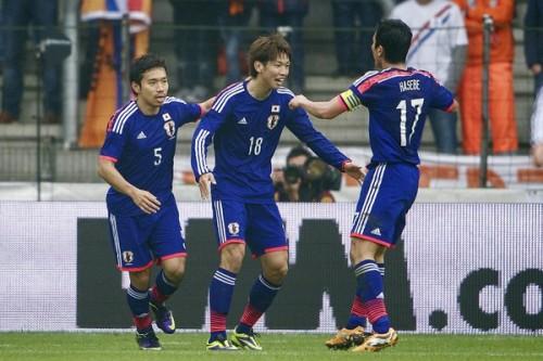 日本、前回W杯準優勝のオランダと大健闘のドロー…先発起用の大迫が1G1A