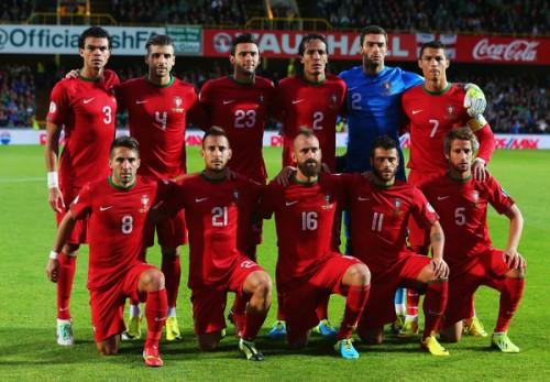 スウェーデンとのW杯予選POに臨むポルトガル代表メンバー発表