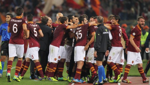 ローマ、セリエA開幕連勝記録達成…堅守の守備陣は10試合1失点