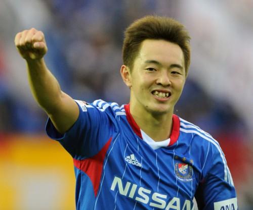 横浜FMの日本代表MF齋藤学、ナビスコ杯「ニューヒーロー賞」に選出