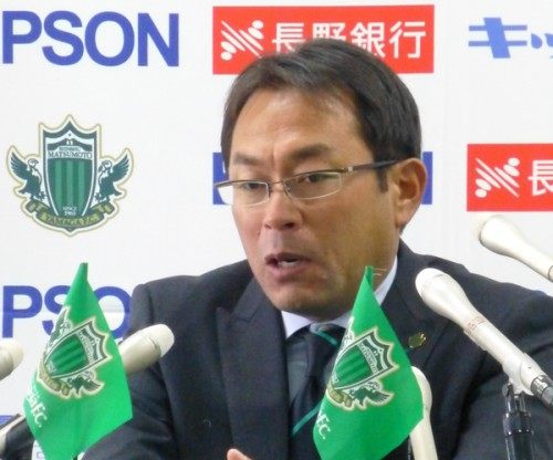 昇格PO届かず…松本の反町監督「まだまだやらなきゃいけないことがある」