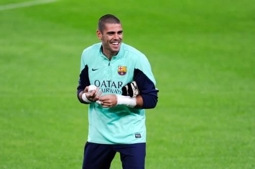 バルセロナのバルデス「自分の後任選手が温かく迎えられることを願う」