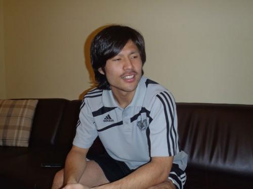 中野遼太郎に聞く(365日FC東京/東京ぴーぷる)