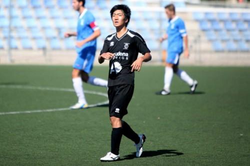 上村捷太、スペインユース1部リーグで活躍する日本人選手
