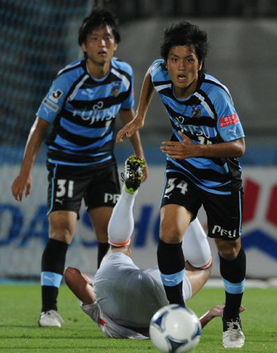 川崎が風間監督の息子・宏希と宏矢ら4選手との契約満了を発表