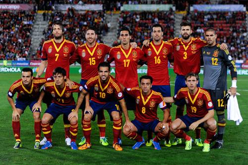 最新FIFAランクでスペインが1位を維持…W杯グループ別順位は